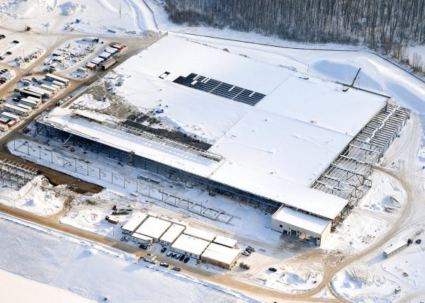 Data Centre Construction 6